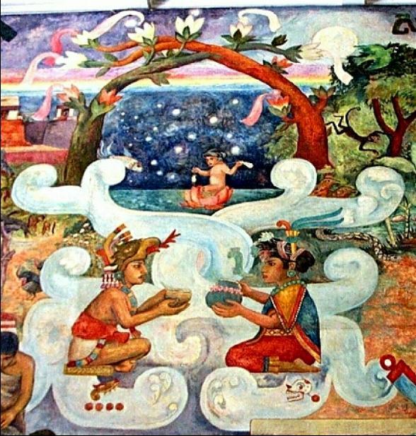 Organización política de la cultura Zapoteca
