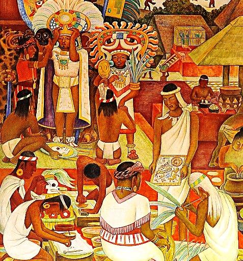 Vestimenta de la cultura Zapoteca